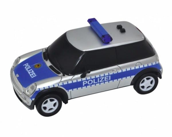Полицейская машинка со звуком сирены Dickie 3353145 14 см