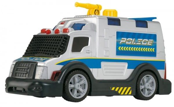 Купить Полицейский броневик Dickie 33 см в интернет магазине игрушек и детских товаров