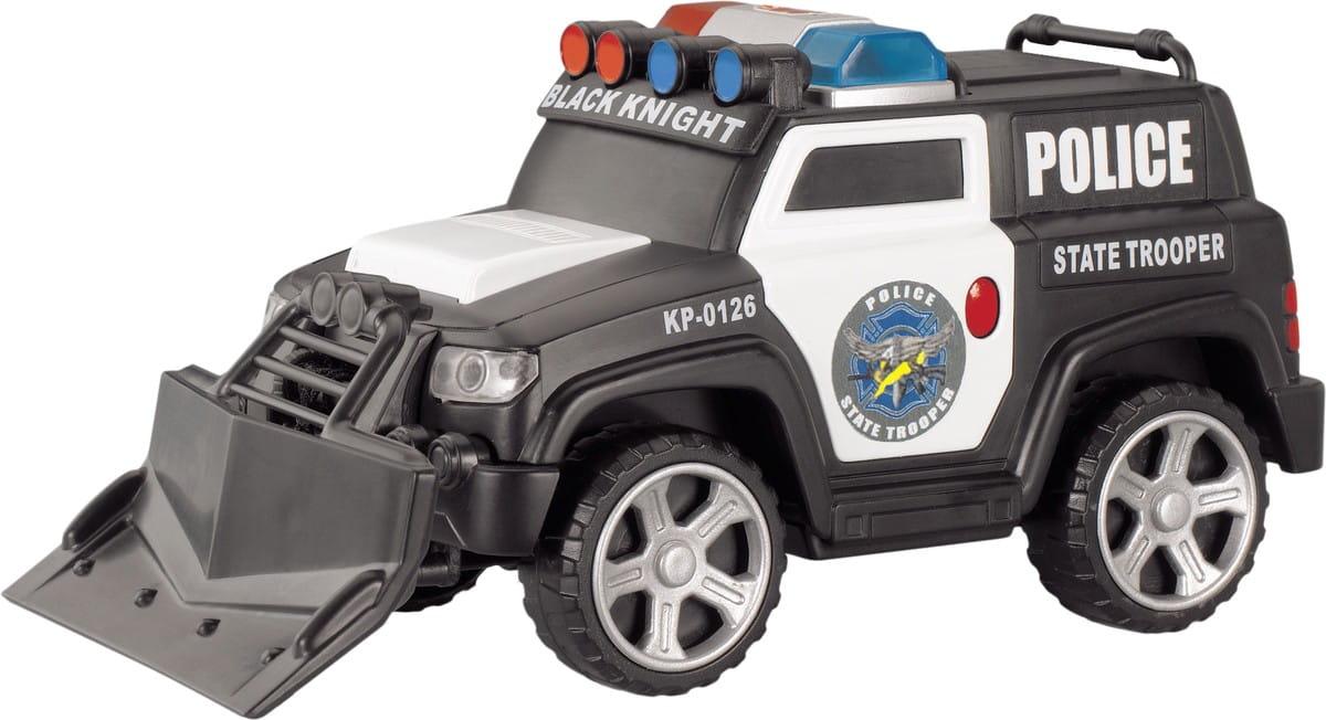 Полицейский броневик Dickie 3353575 15 см