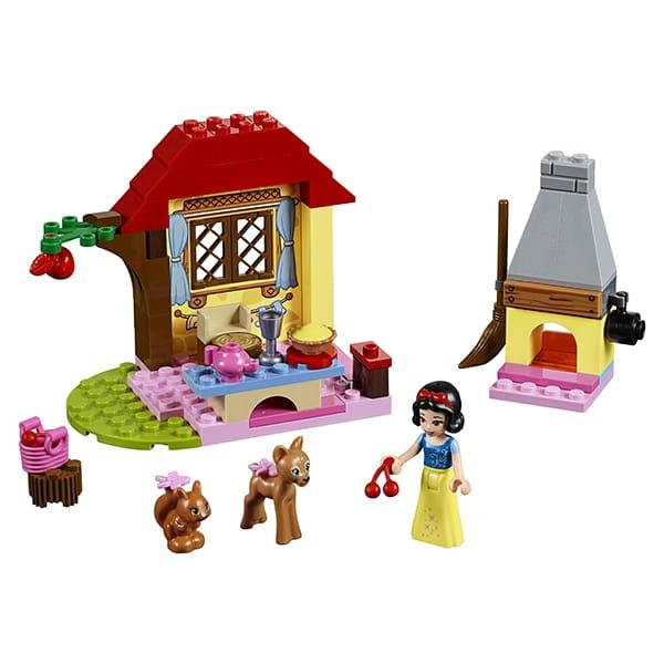 Конструктор Lego Juniors Лего Джуниорс Лесной домик Белоснежки - Конструкторы LEGO