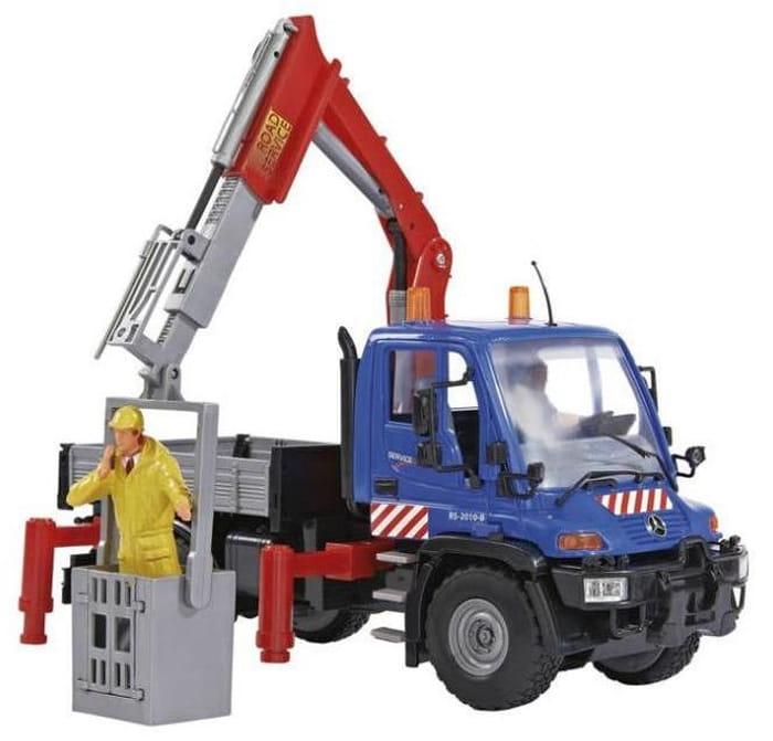 Игровой набор DICKIE Дорожный сервис фрикционный  21 см - Игровые наборы для мальчиков