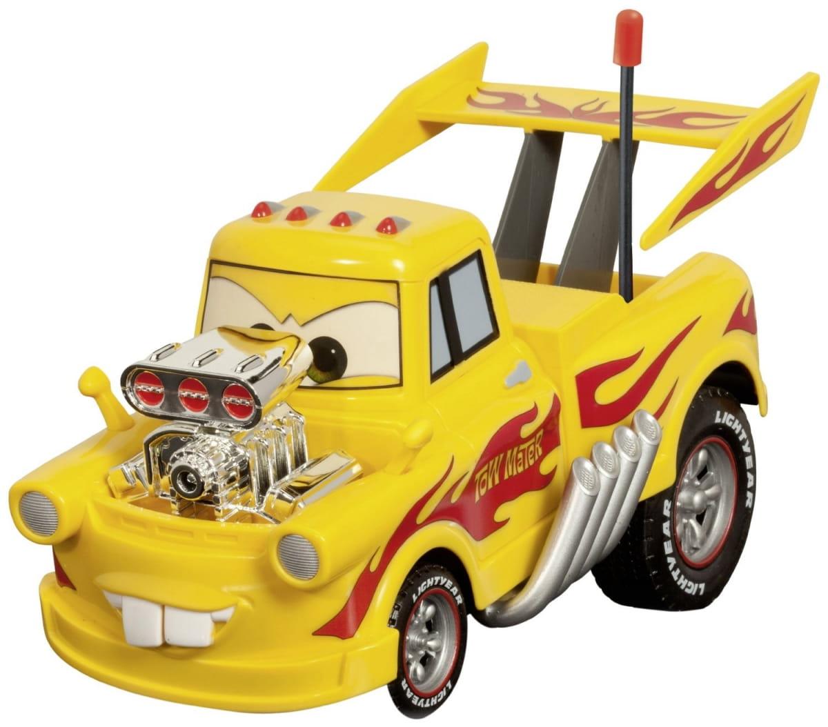 Радиоуправляемый автомобиль Тачки Мэтр гонщик 1:24 (Dickie)