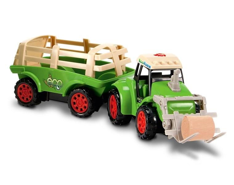 Трактор Dickie Эко-ферма