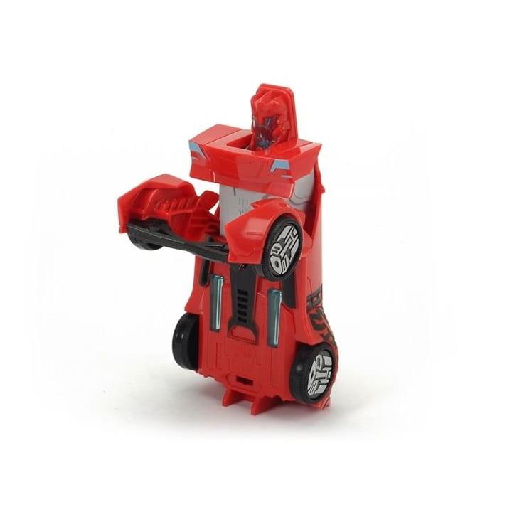Машинка-трансформер Transformers Sideswipe со светом и звуком  15 см (Dickie) - Машинки и самолетики