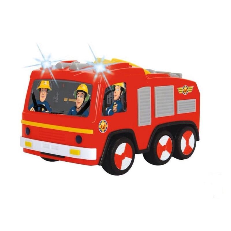 Пожарная машина Fireman Sam Пожарный Сэм Юпитер - 14 см (Dickie)