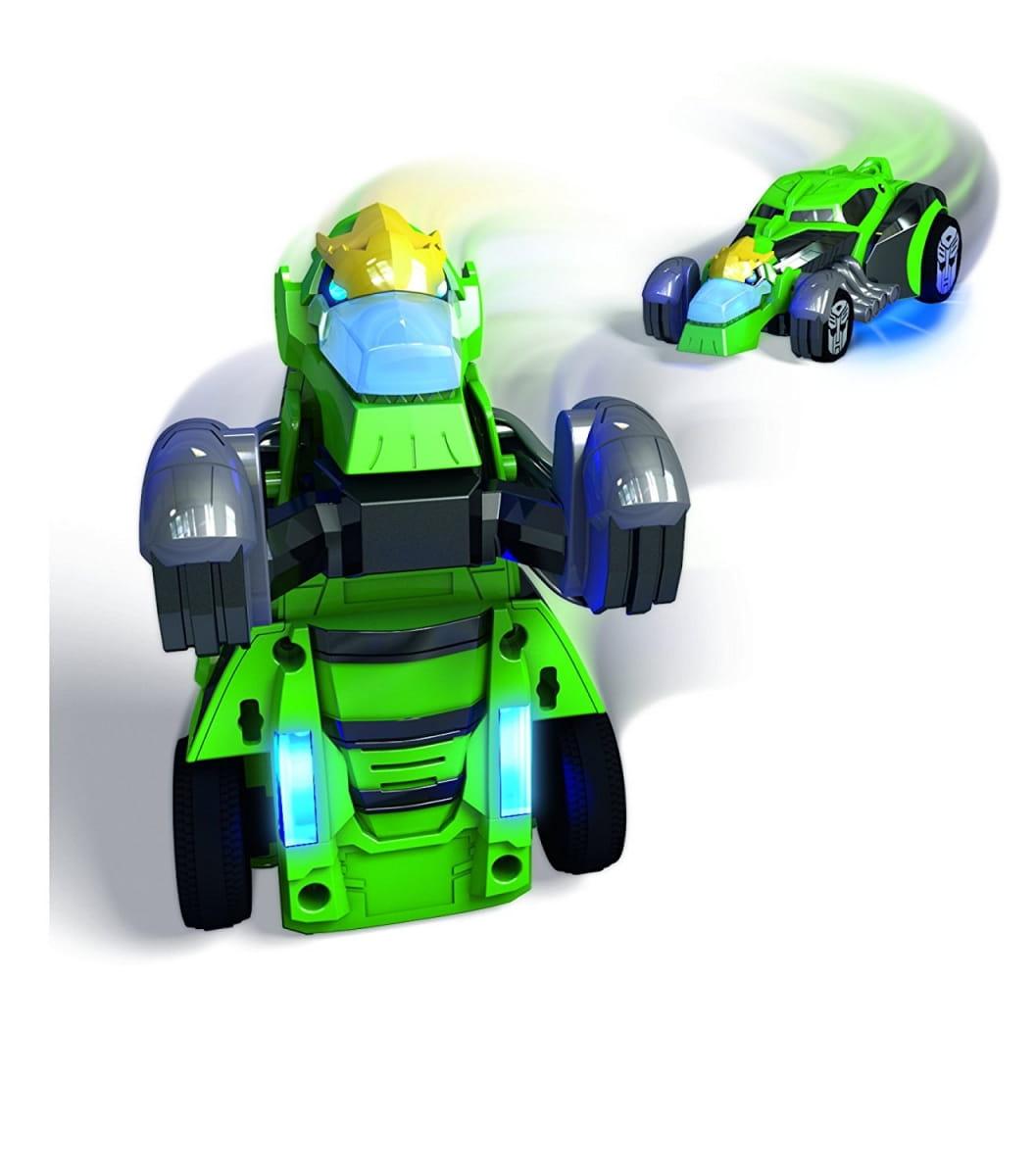 Машинка-трансформер Transformers Grimlock со светом и звуком  15 см (Dickie) - Машинки и самолетики