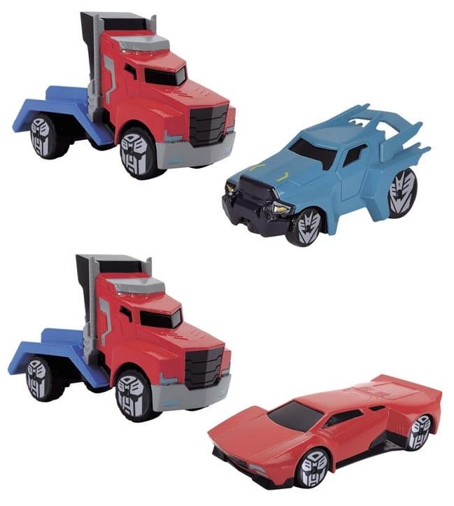 Игровой набор Transformers 2 машинки Die-Cast - 7 см (Dickie)