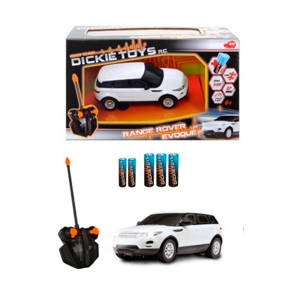 Радиоуправляемый автомобиль DICKIE Range Rover 1:24 - 25 см