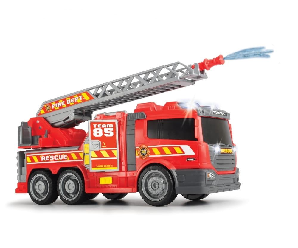 Пожарная машина Dickie с водой  36 см - Спецтехника