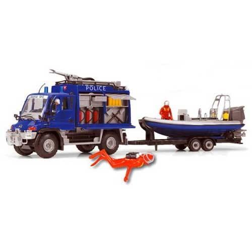 Служба спасения Dickie Полицейская машинка