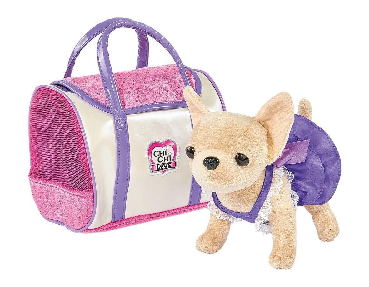 Плюшевая собачка Chi Chi love Чихуахуа Стайл  20 см (SIMBA) - Игровые наборы для девочек
