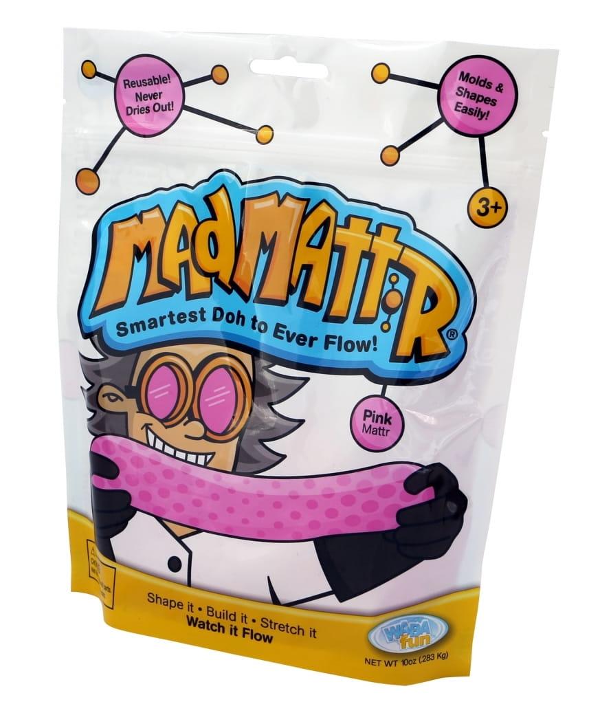 Масса для лепки Mad Mattr - розовая