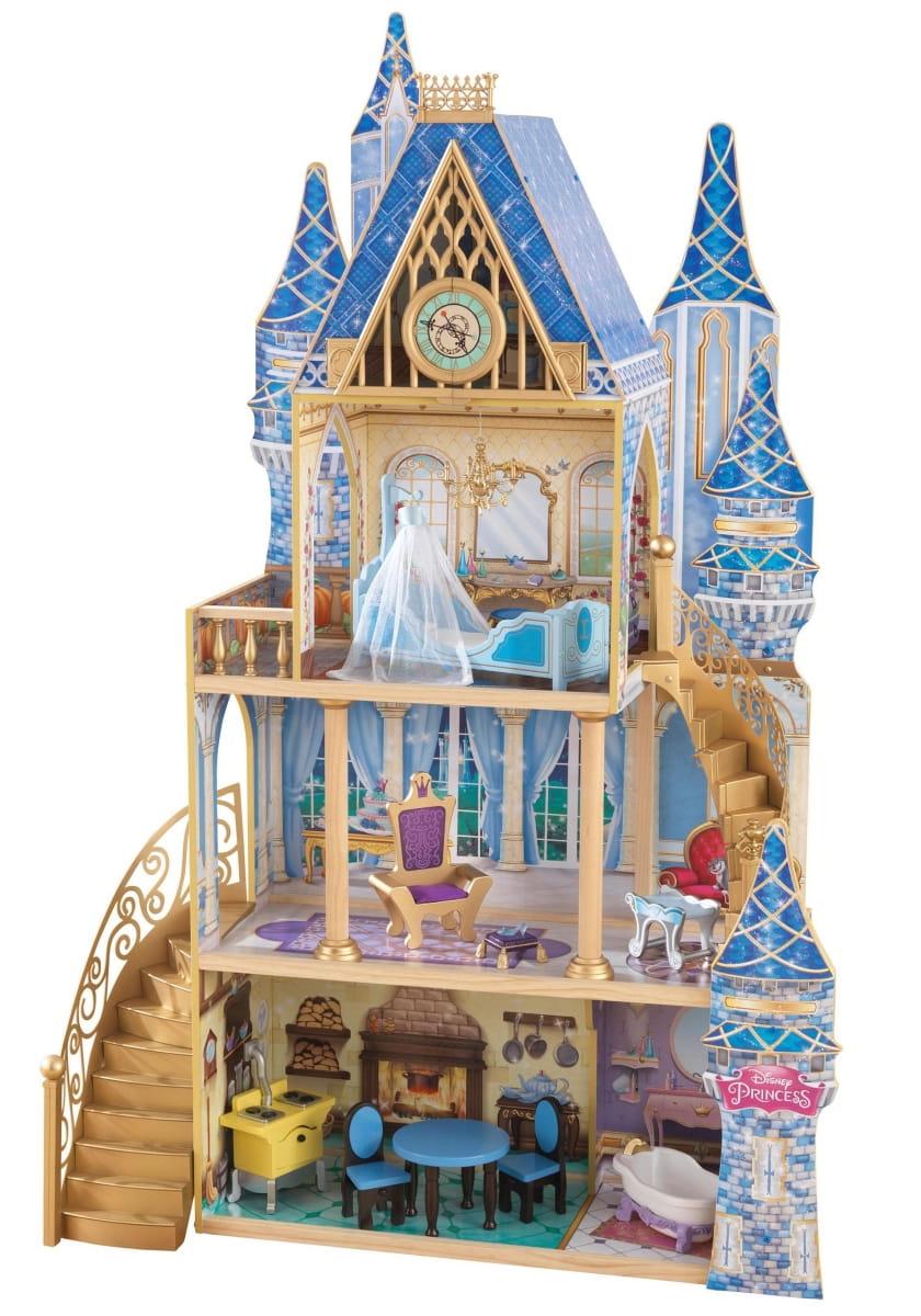 Кукольный домик KIDKRAFT Королевская мечта Золушки