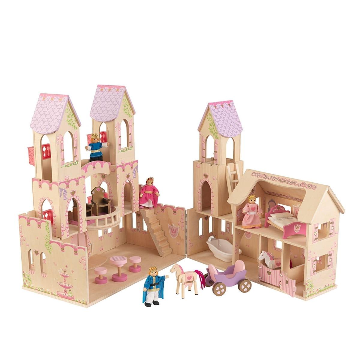 Кукольный домик KIDKRAFT Замок принцессы