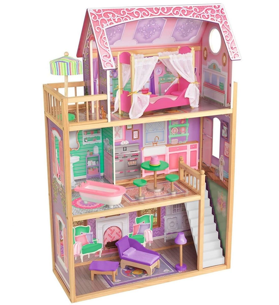 Кукольный домик с мебелью KIDKRAFT Ava