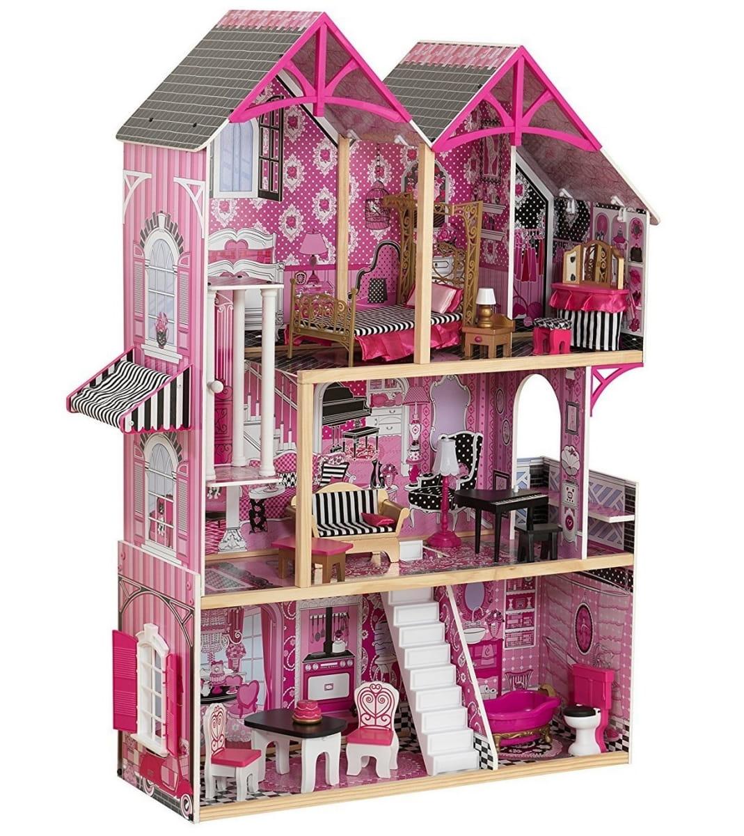 Кукольный домик KIDKRAFT Bella