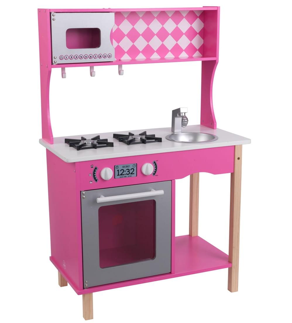 Детская кухня KIDKRAFT Sweet Sorbet Kitchen Сладкий сорбет