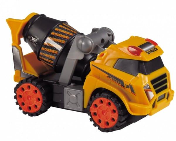 Купить Строительная техника Dickie Бетономешалка 13 см в интернет магазине игрушек и детских товаров
