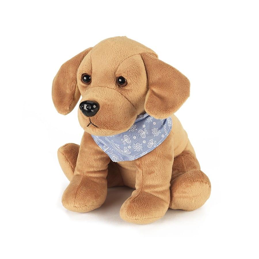 Игрушка грелка WARMIES Собачка Альфи