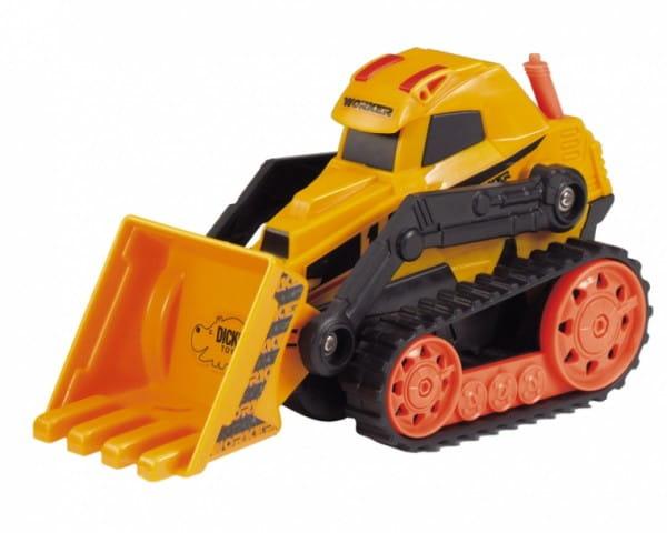 Строительная техника Dickie 3412962 Трактор 13 см