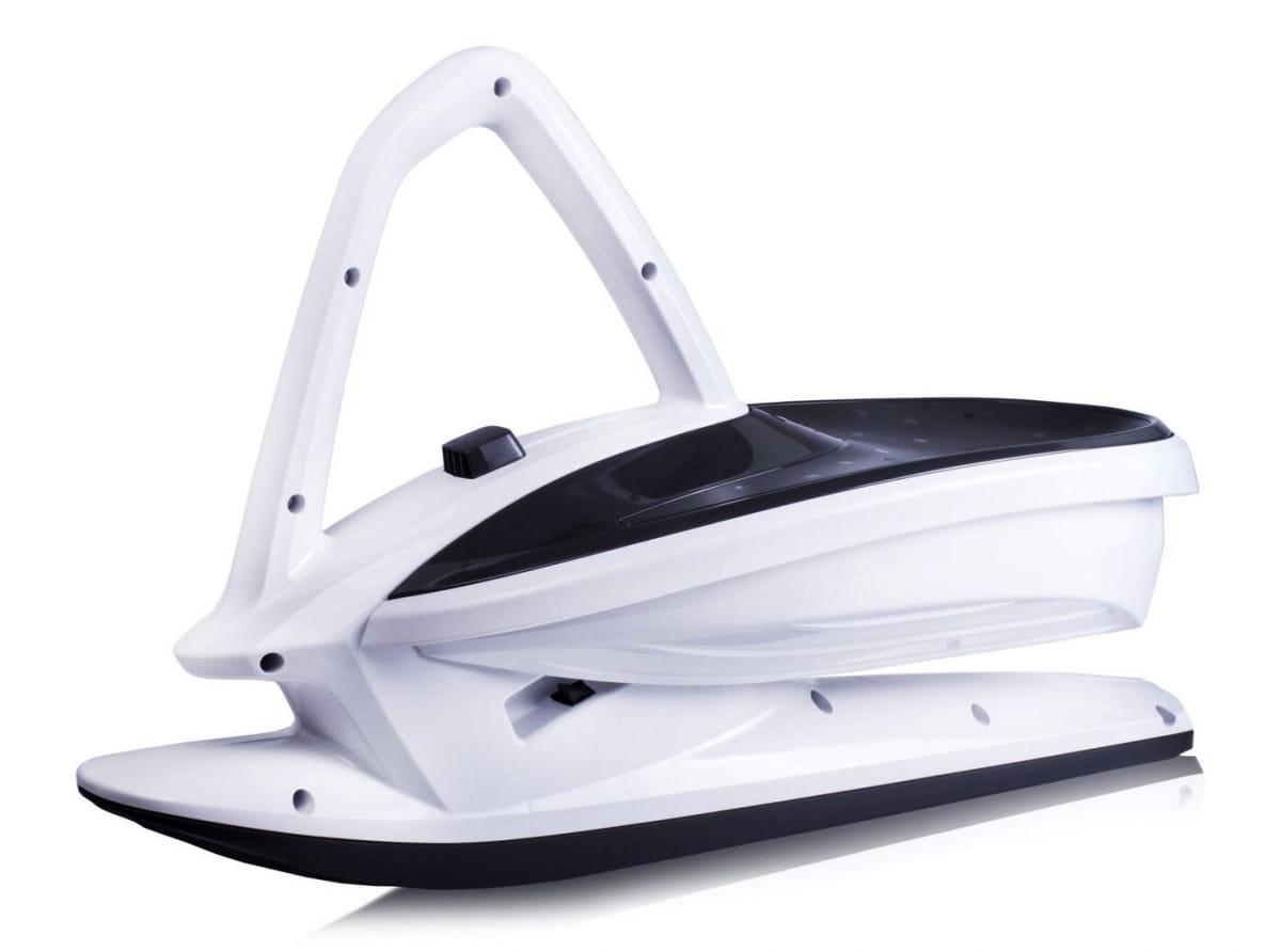 Снежный балансир Gismo Riders Skidrifter на лыже  черно-белый - Снегокаты и санки
