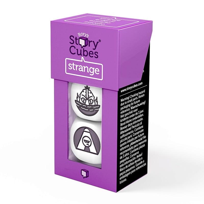 Настольная игра Rorys Story Cubes Кубики историй  Привидения - Развивающие игры