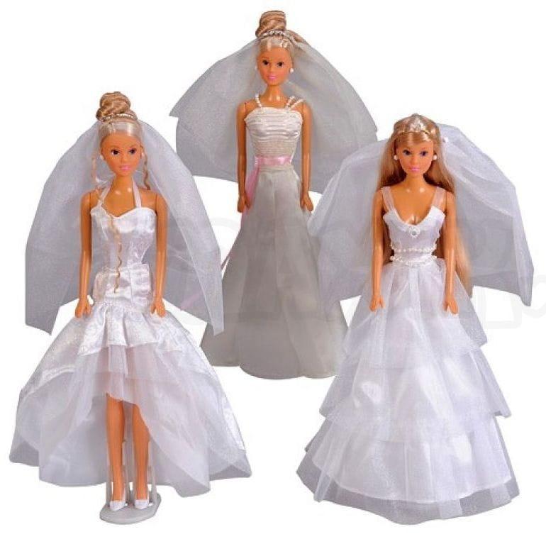 Кукла STEFFI Штеффи в свадебном платье (Simba)