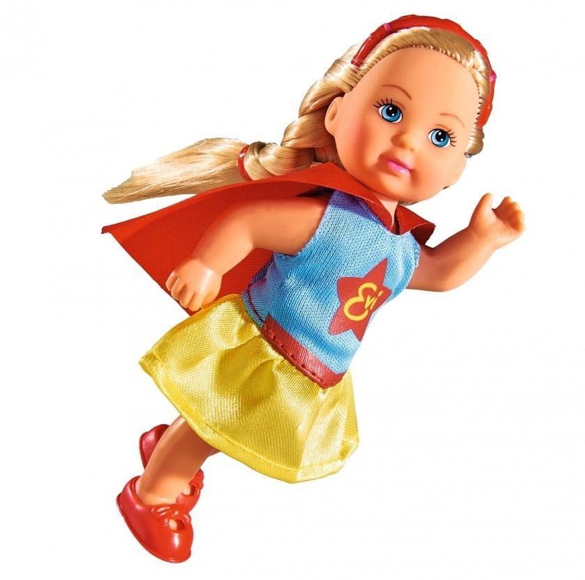 Кукла Evi Еви в костюме супергероя (SIMBA)