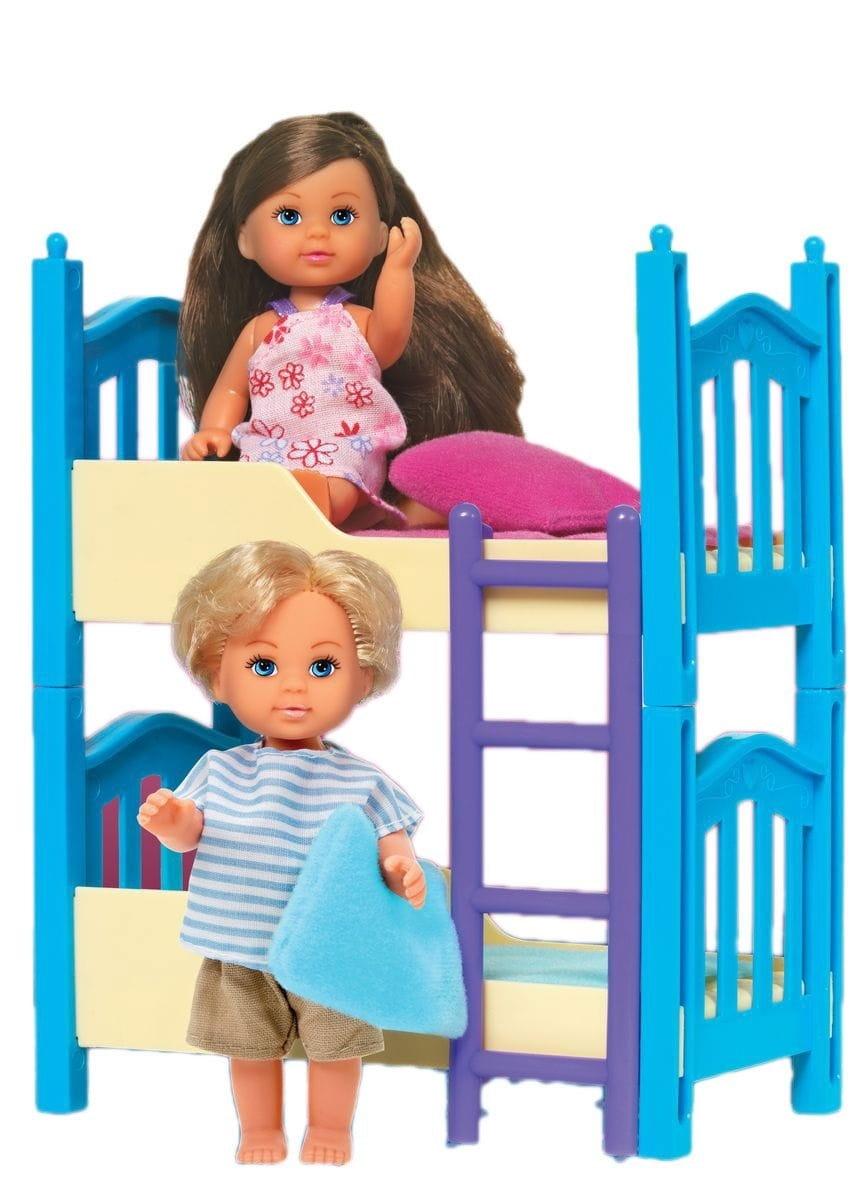 Кукла Evi Еви с братиком (SIMBA)
