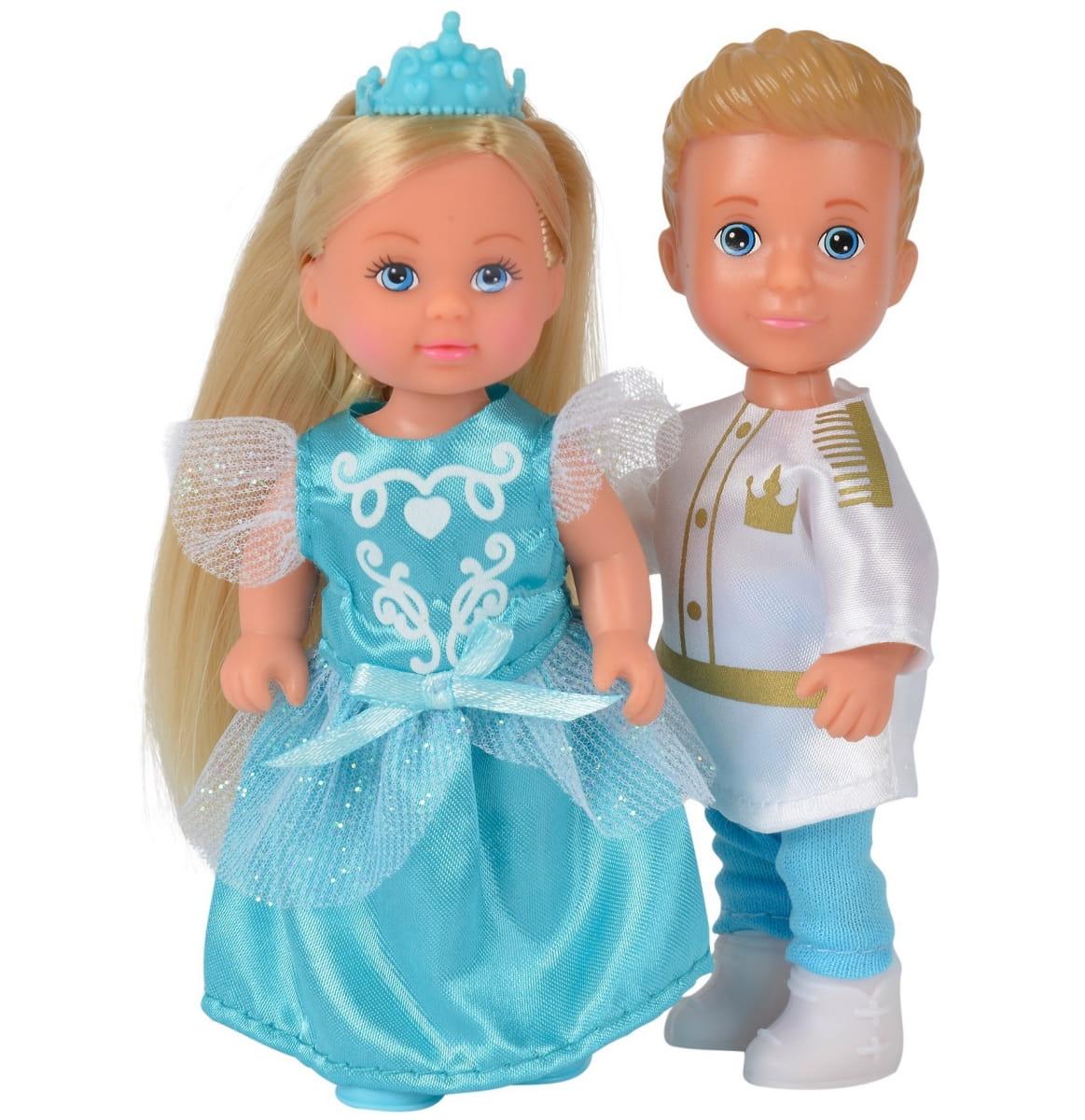 Кукла Evi Еви и Тимми - Принц и принцесса (SIMBA)