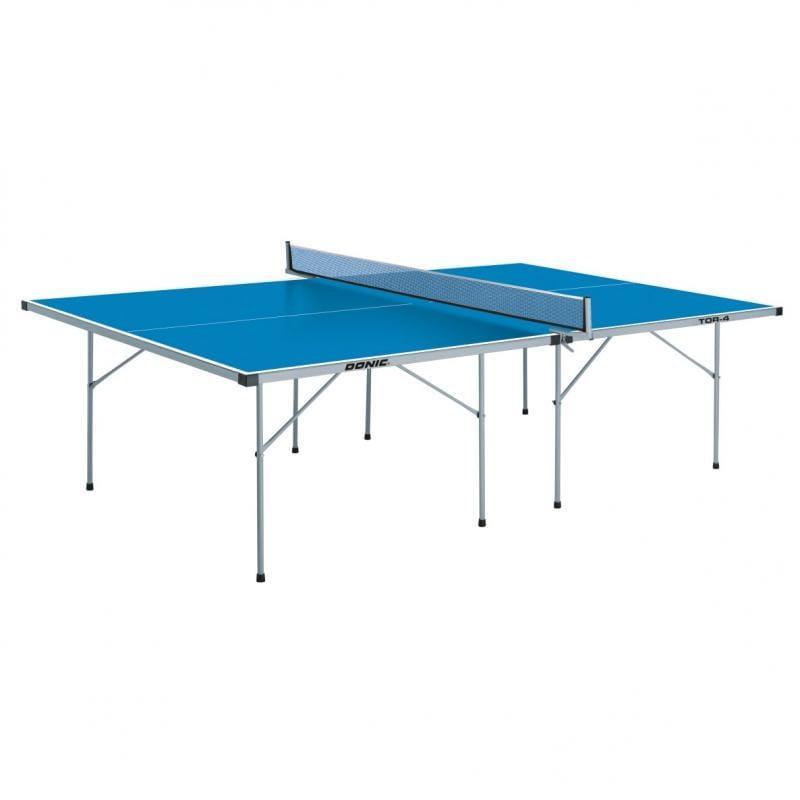 Всепогодный теннисный стол DONIC Tornado 4  синий - Теннисные столы