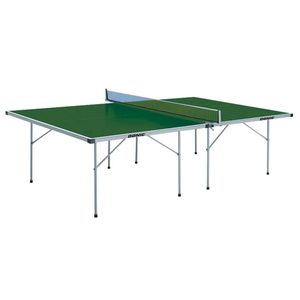 Всепогодный теннисный стол DONIC Tornado 4  зеленый - Теннисные столы
