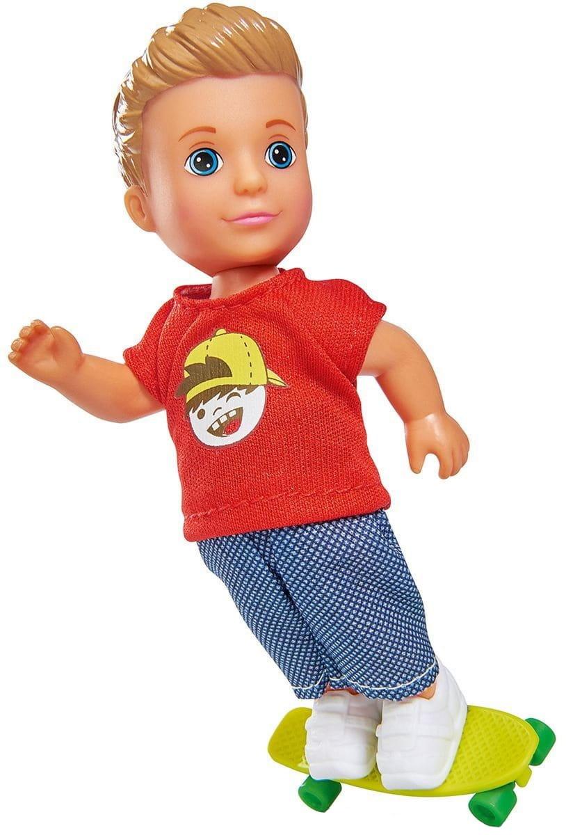 Кукла SIMBA Тимми cкейтбордист
