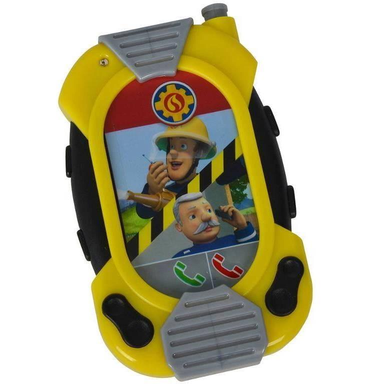 Смартфон FIREMAN SAM Пожарный Сэм со звуком (Simba)