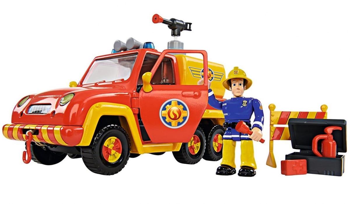 Пожарная машина FIREMAN SAM Пожарный Сэм Венус (Simba)