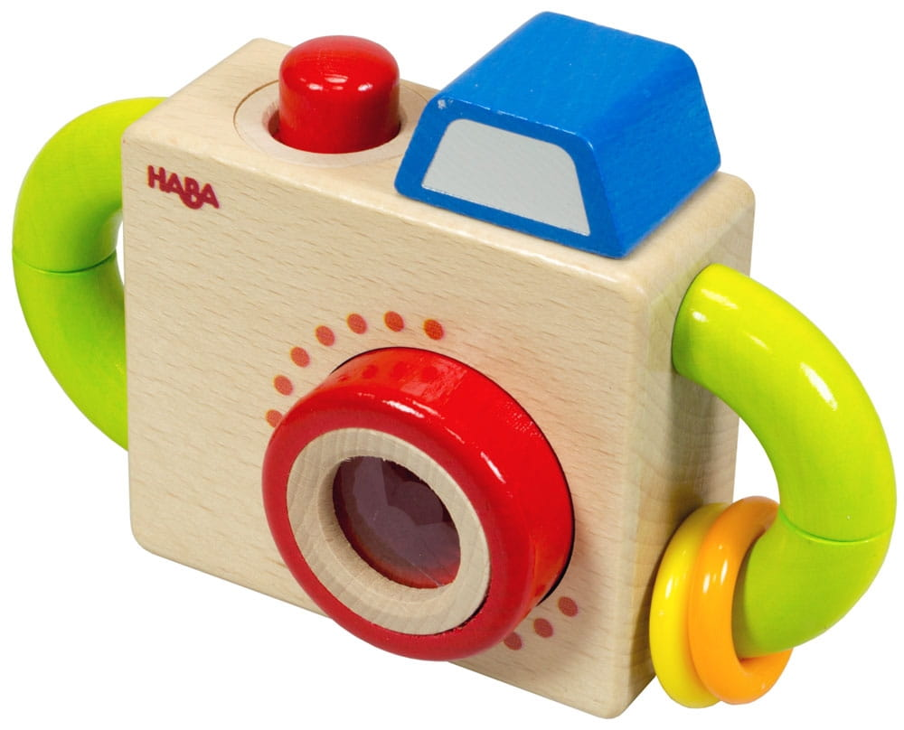 Игрушка  погремушка Haba Фотокамера - Развивающие центры и игрушки