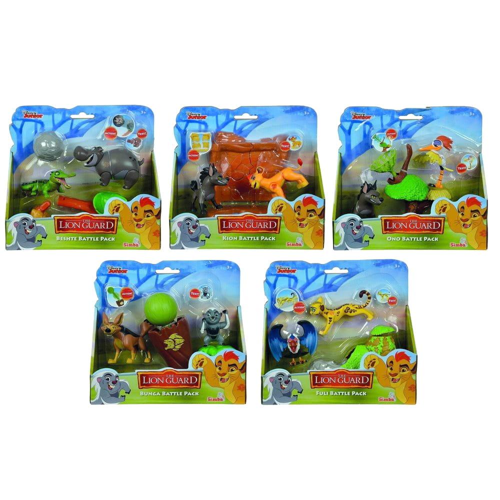 Игровой набор SIMBA Хранитель Лев - Фигурки животных