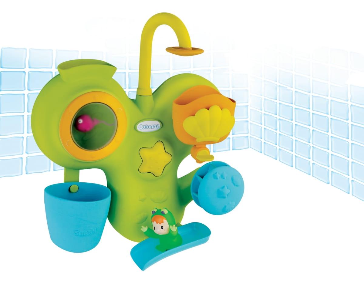 Игровой центр для ванны Smoby - Развивающие центры и игрушки