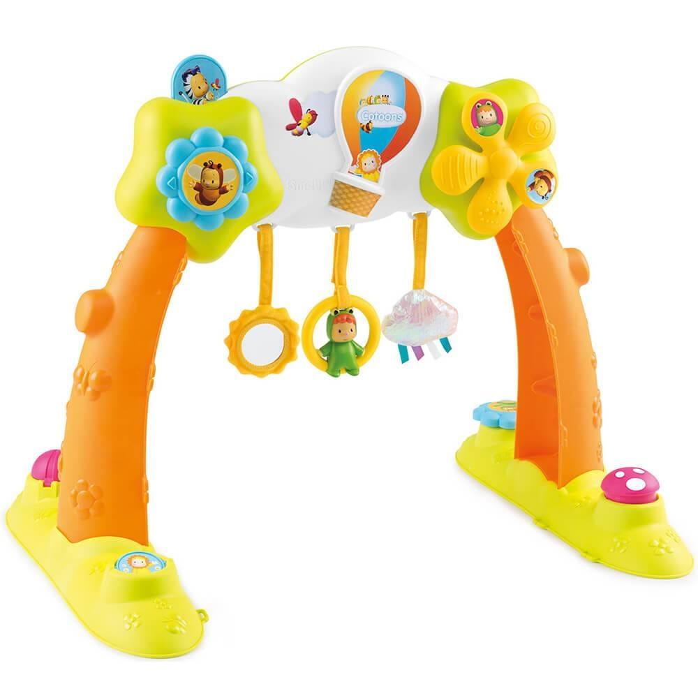 Развивающий центр Smoby Для самых маленьких 2 в 1 - Развивающие центры и игрушки