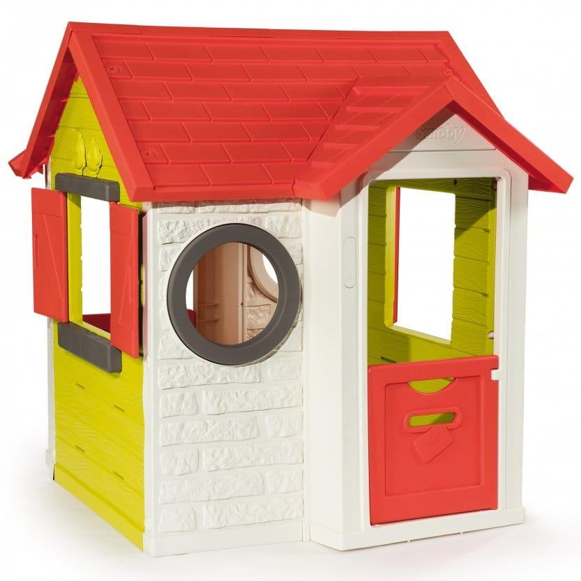 Детский игровой домик SMOBY со звонком