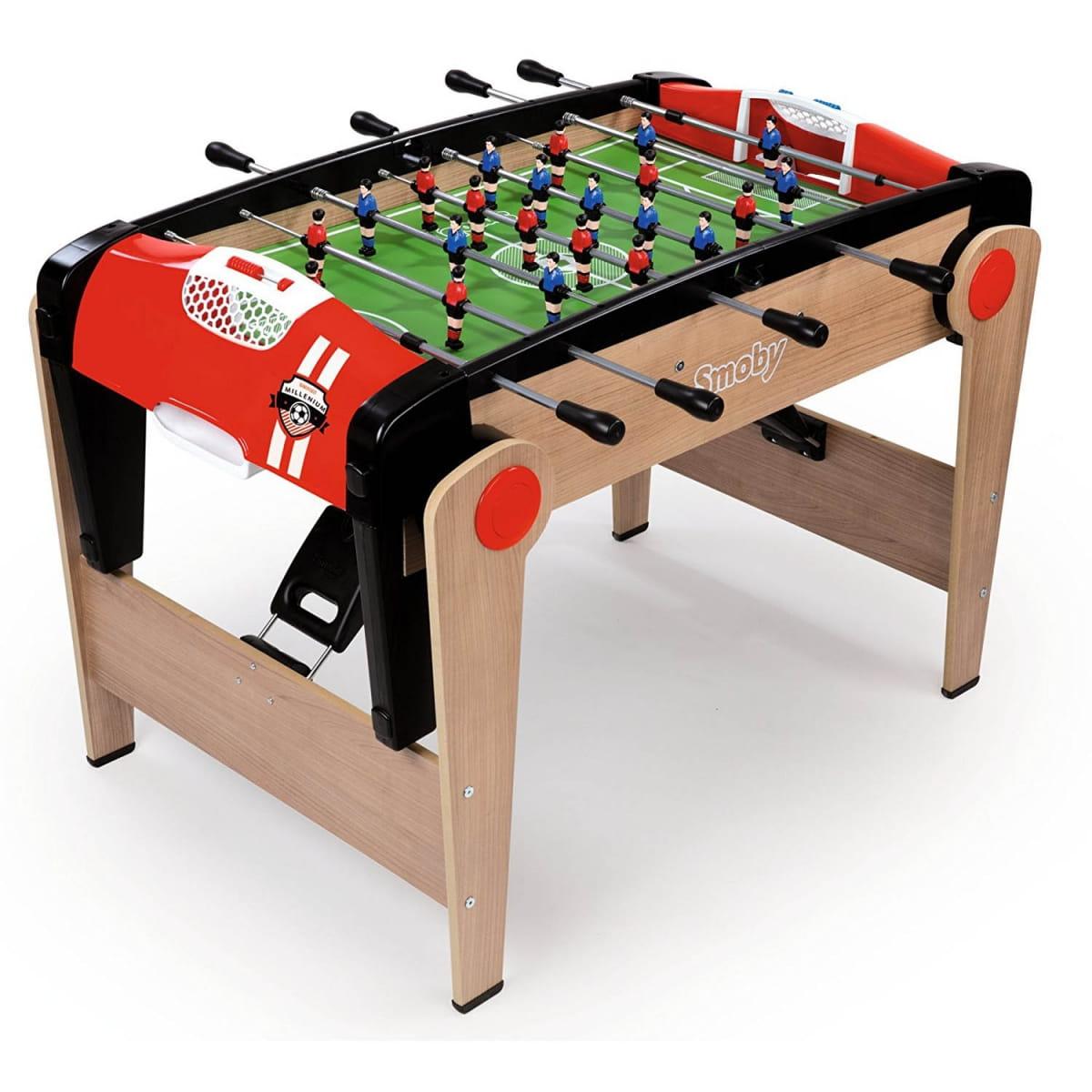 Складной футбольный стол SMOBY Millenium - Игровые столы