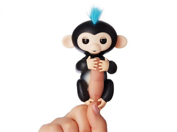 Интерактивная обезьянка FINGERLINGS Финн - Интерактивные животные