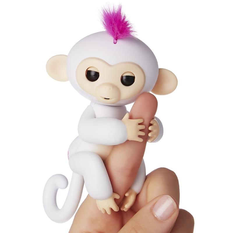 Интерактивная обезьянка FINGERLINGS София - Интерактивные животные