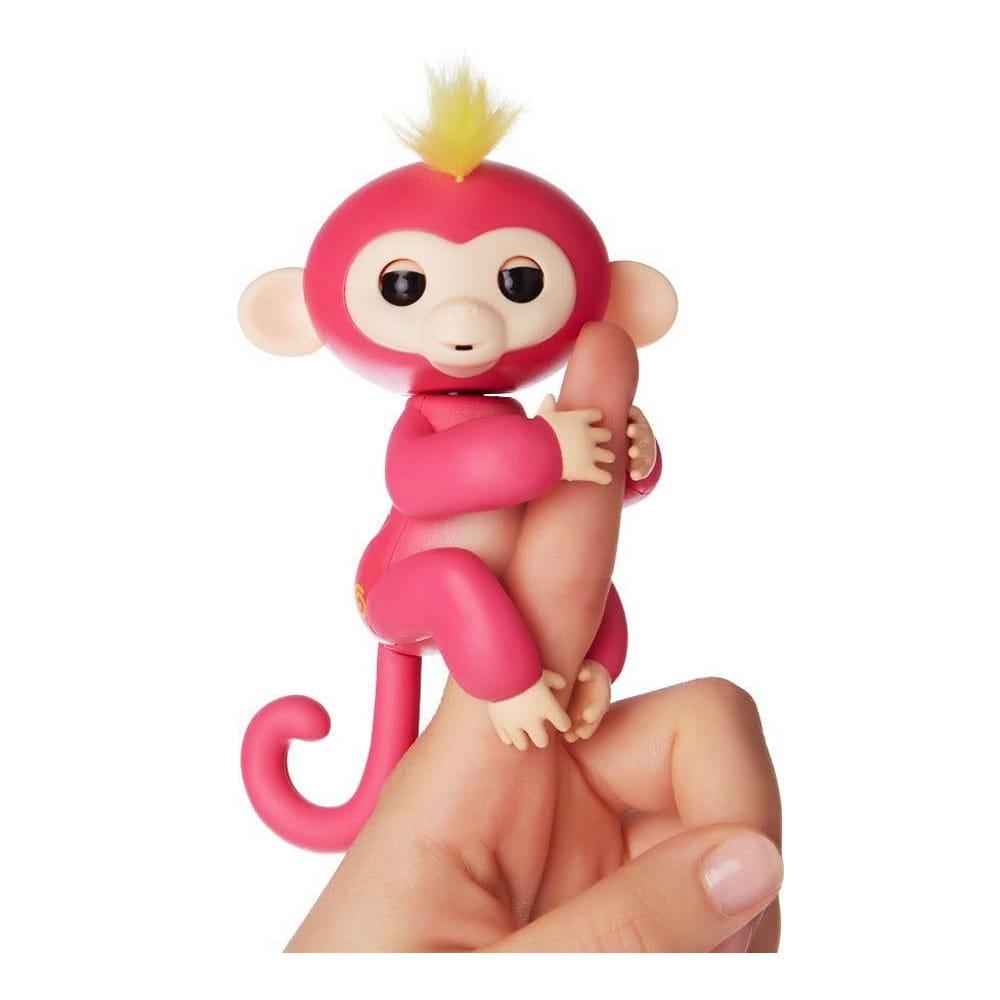 Интерактивная обезьянка FINGERLINGS Белла - Интерактивные животные