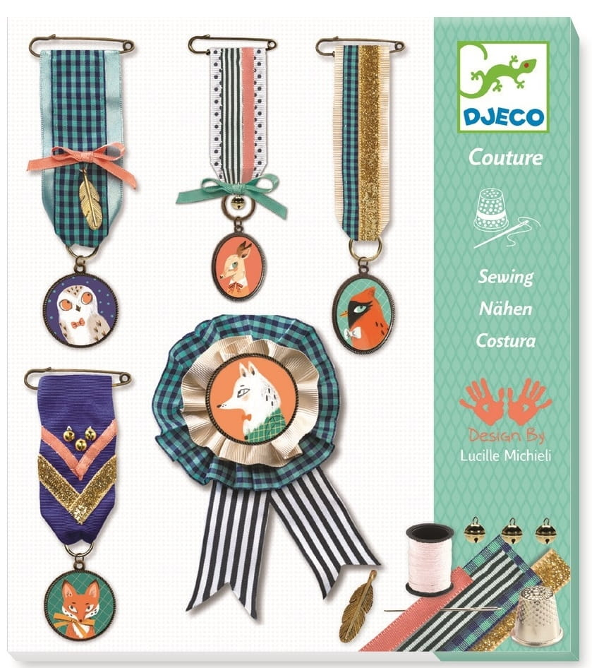 Набор для творчества DJECO Медали