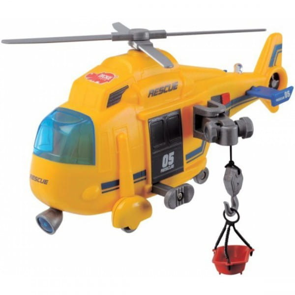 Вертолет Dickie 18 см