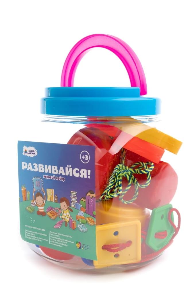 Развивающий набор Пластмастер Умник - Развивающие центры и игрушки
