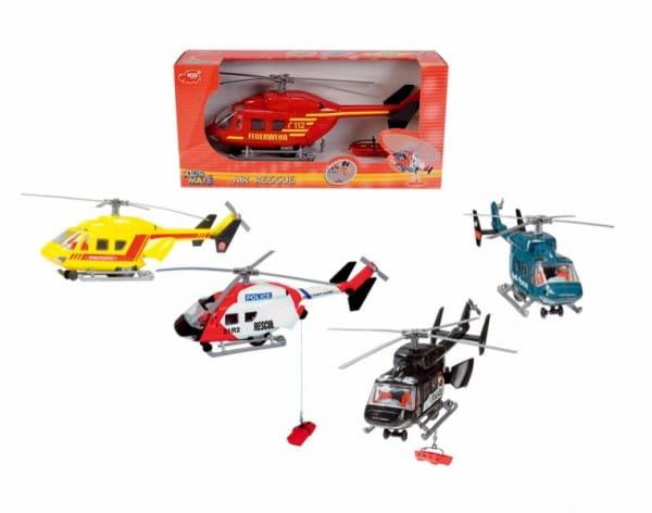 Спасательная техника Dickie Вертолет 26 см