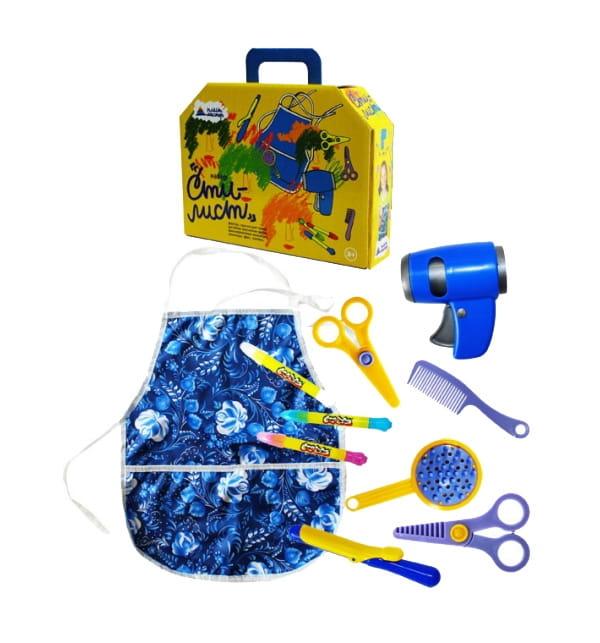 Игровой набор Пластмастер Стилист - Игровые наборы для девочек