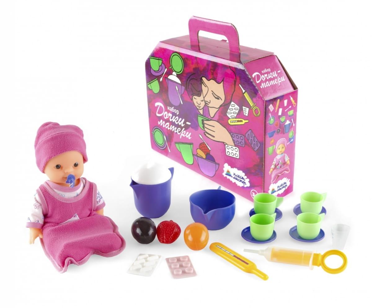 Игровой набор ПЛАСТМАСТЕР Дочки матери - Игровые наборы для девочек